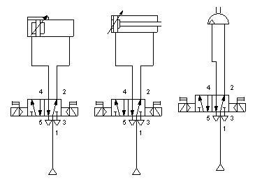气动控制中巧用二位三通阀图片