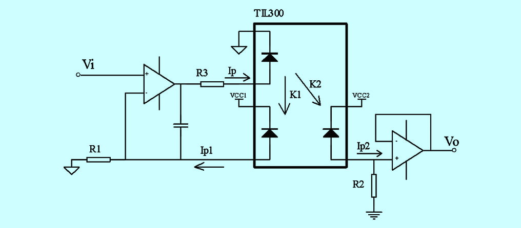 电压采集电路 系统采集单体蓄电池的电压是相对